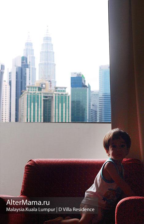 Отели Куала Лумпура цены