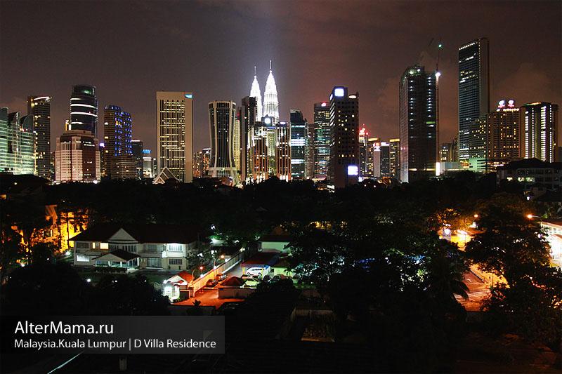 Дешевые отели в Куала Лумпур цены
