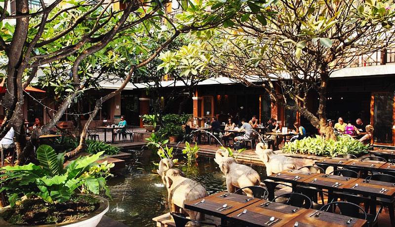 Отели Бангкока отзывы