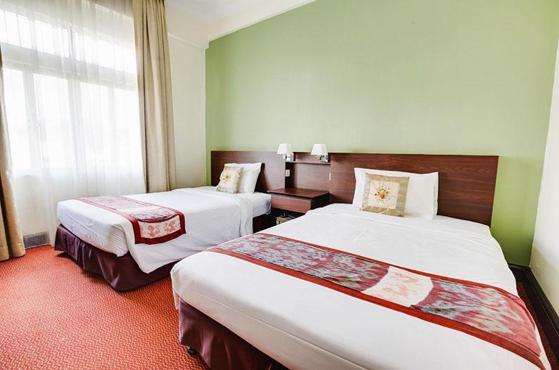 Недорогой отель в Куала Лумпуре Малайзия