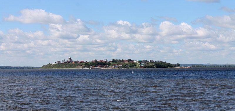 Свияжск Казань история
