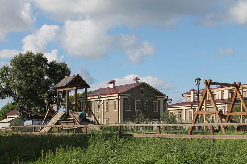 Куда с детьми в Казани