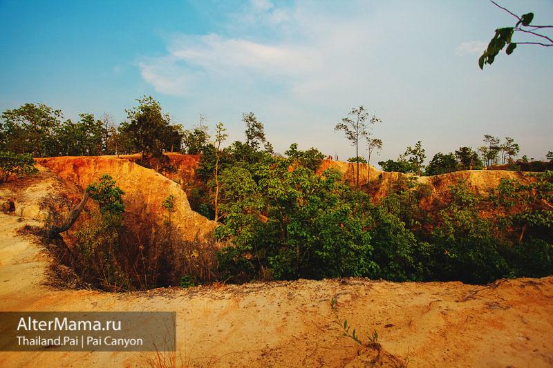 Достопримечательности в Пае Таиланд
