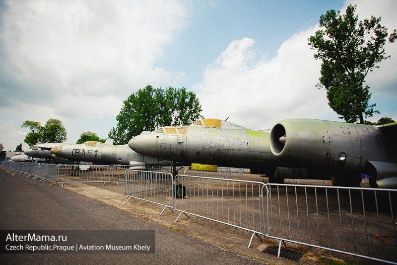 Музей авиации в Праге