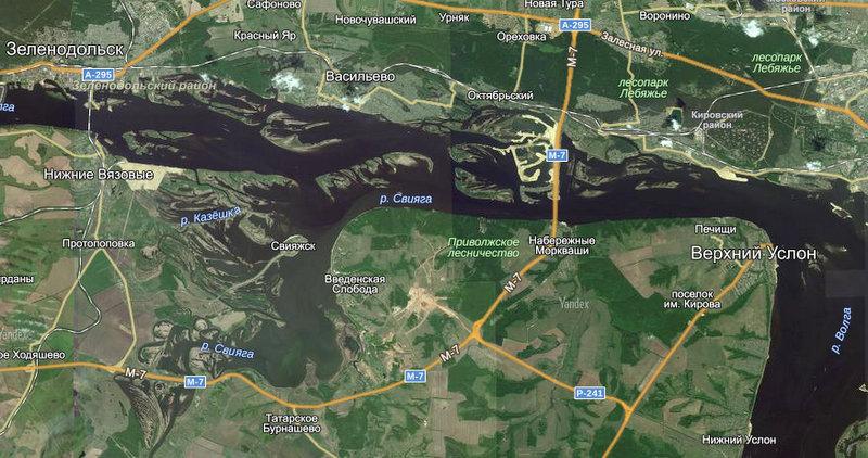 Свияжск Казань что посмотреть