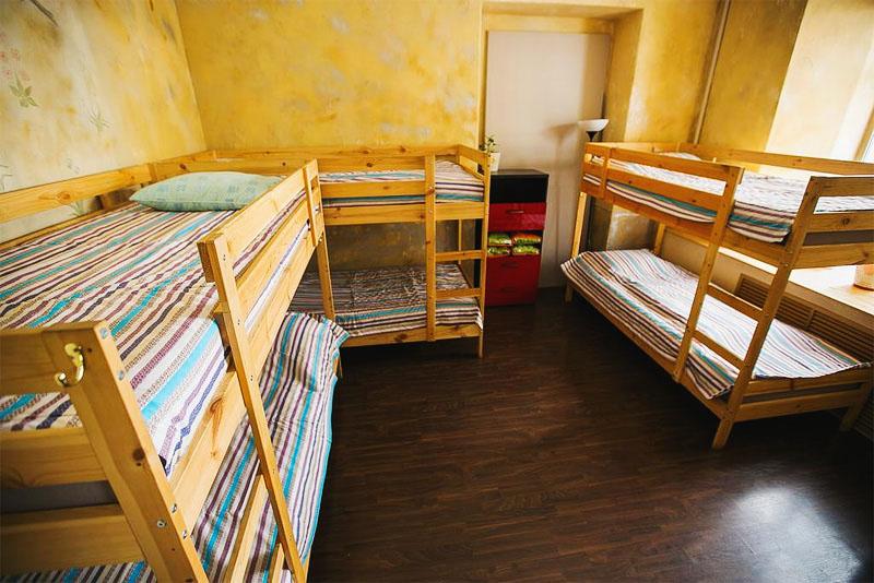 Siberia Hostel в Москве