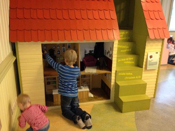 Эстония для детей - музеи Таллина