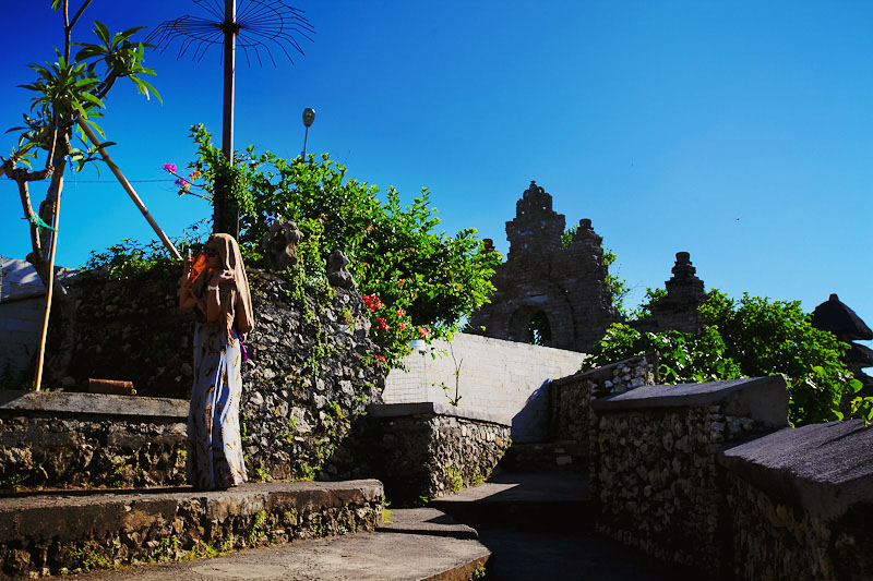 Бали Uluwatu храм