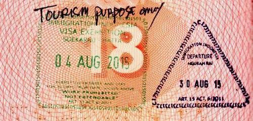 Безвизовый въезд на Бали для россиян подробности