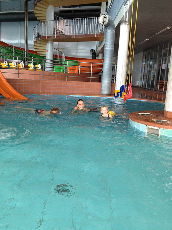 Водный парк Тарту