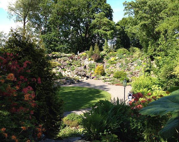 Ботанический сад Тарту