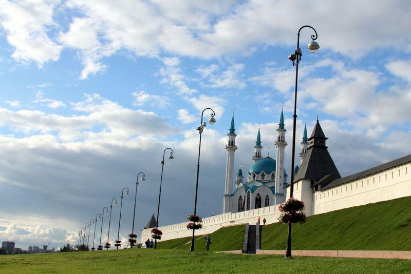В Казань с детьми