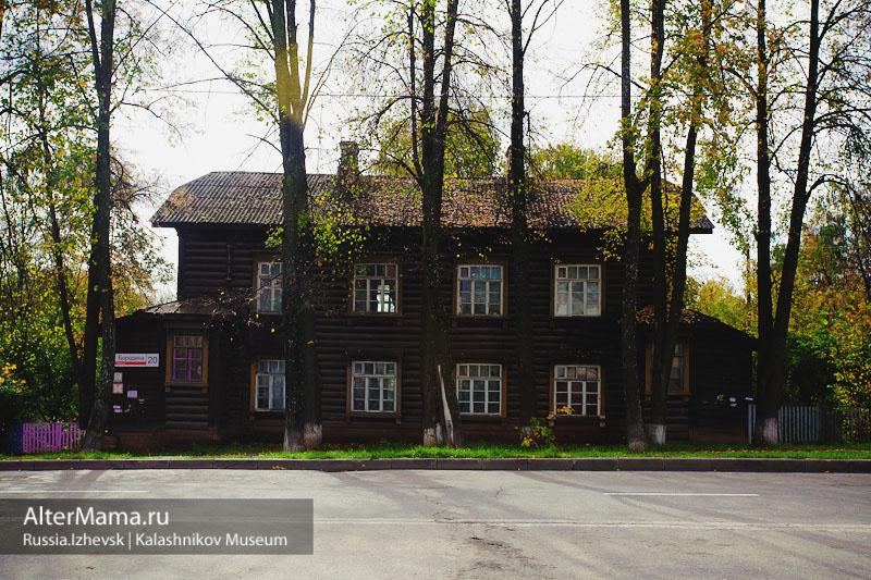 Музей Калашникова в Ижевске тир цены
