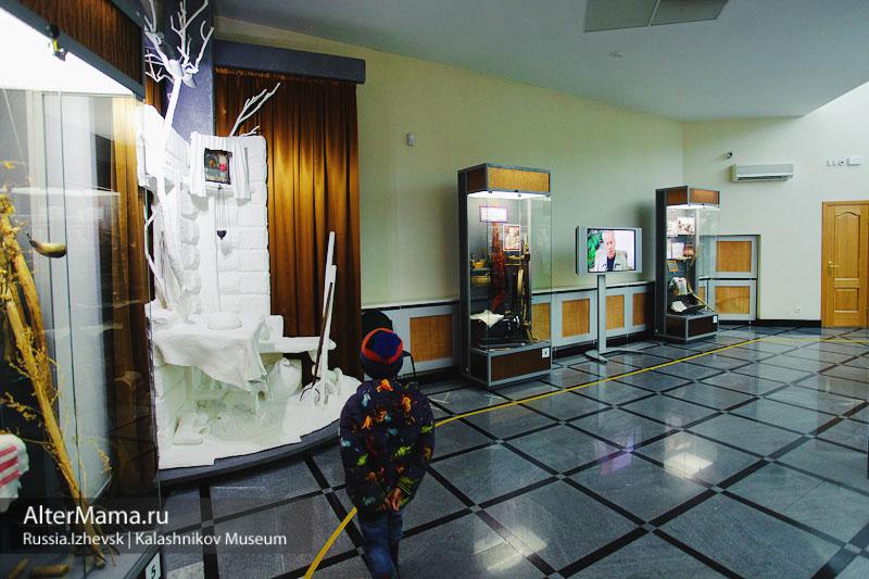 Музей Калашникова Ижевск фото и отзыв