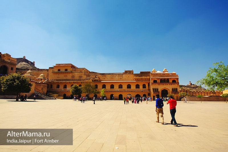 Что посмотреть в Джайпуре Fort Amber Jaipur