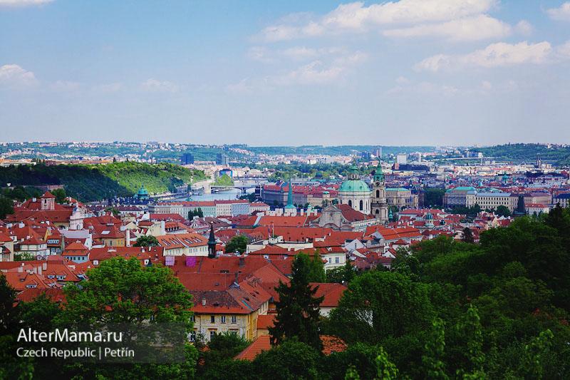 Петржин Прага