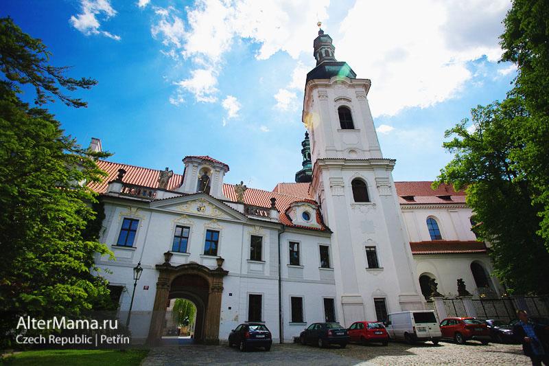 Петршин холм в Праге
