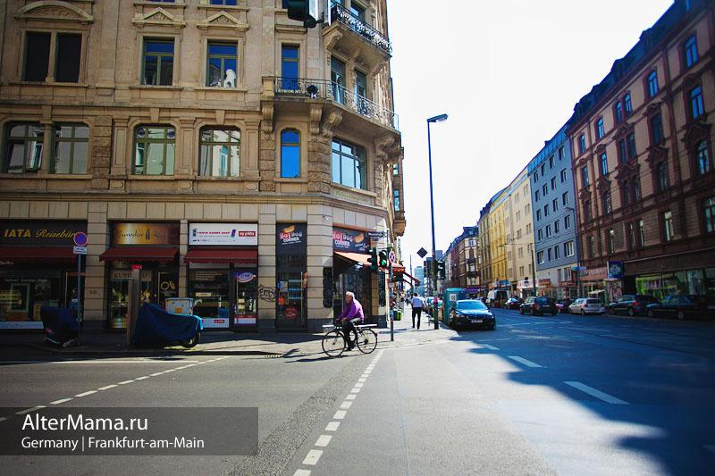 Франкфурт на Майне что посмотреть прогулка по городу