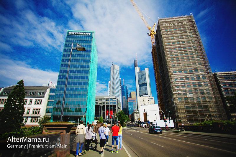 Германия Франкфурт что посмотреть
