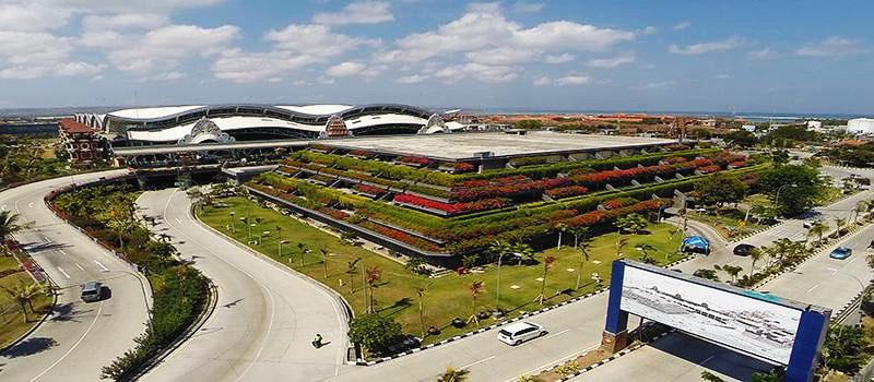 Международный аэропорт Нгурах Рай Денпасар Бали