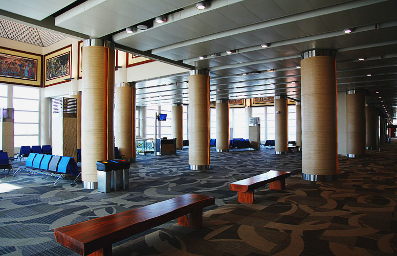 нгурах раи интернэшнл аэропорт Денпасар Бали