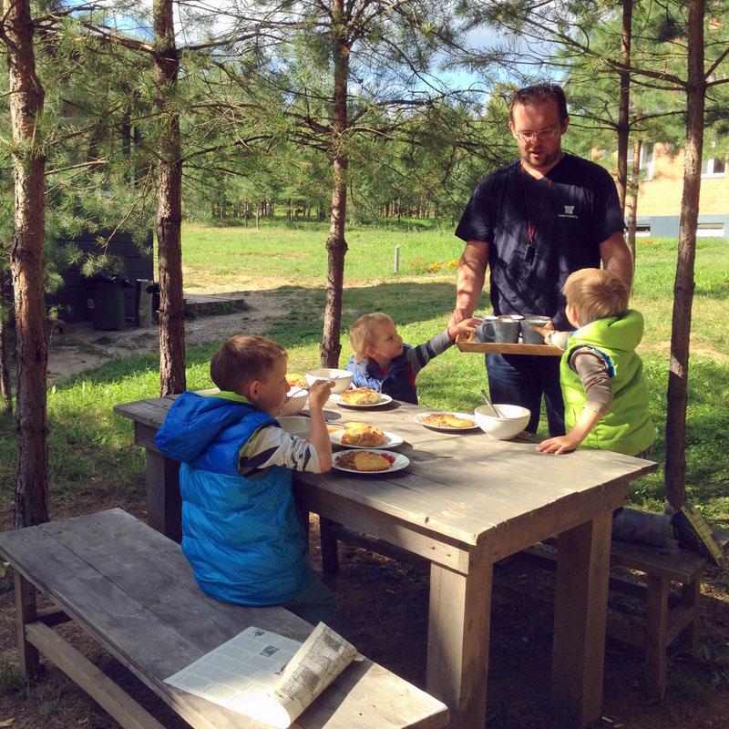 Поездка с детьми в Никола Ленивец Калуга