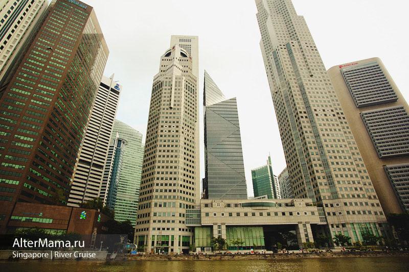 Водное такси в Сингапуре расписание и цены