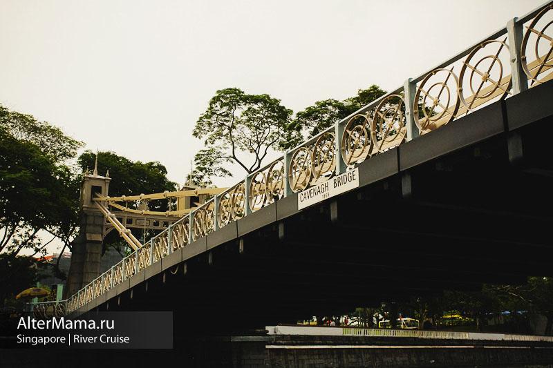 Речной круиз Сингапур цена