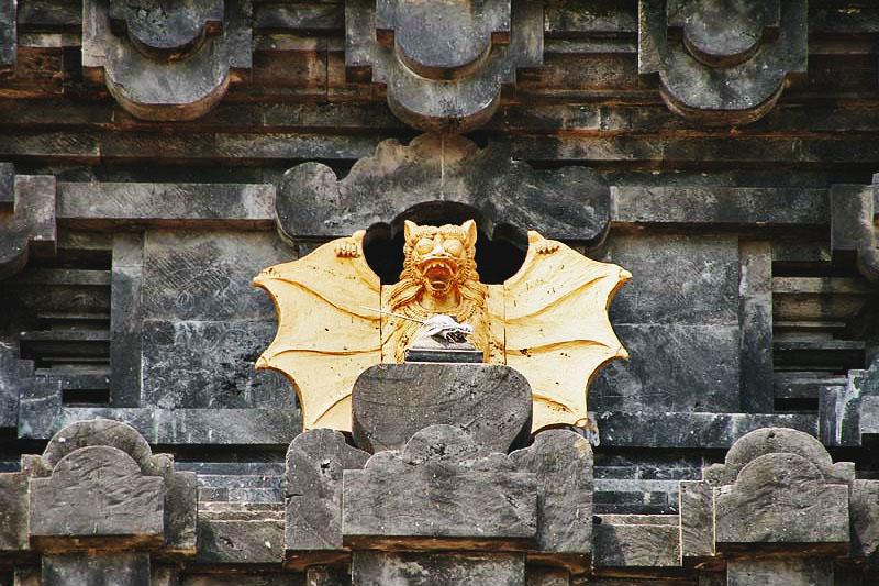 Гоа Лавах пещера летучих мышей как найти храмы Бали карта