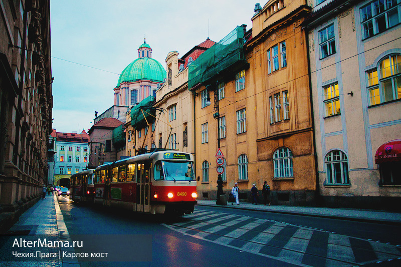 Карлов мост в Праге фото и отзыв
