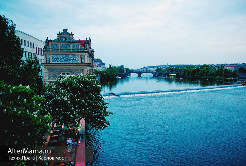 Карлов мост в Праге экскурсии