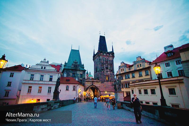 Отзыв про Карлов мост в Праге Чехия