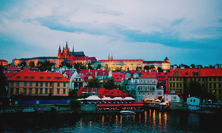 Карлов мост Прага фото