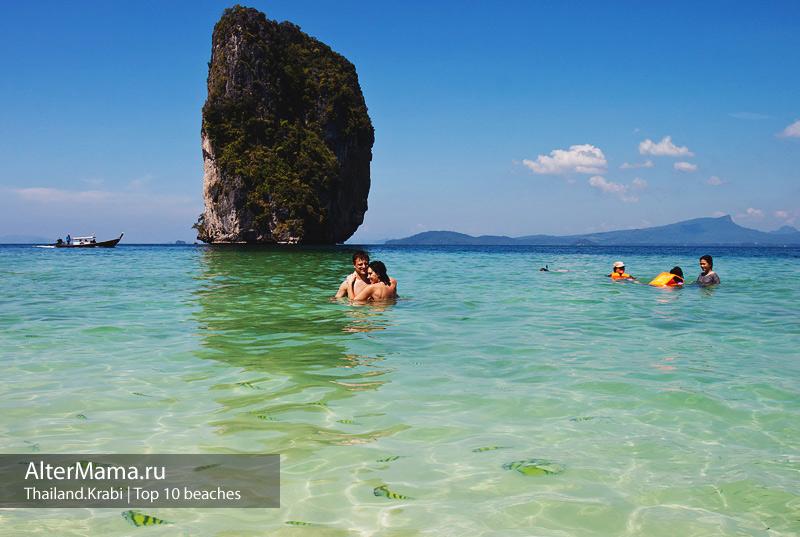 Лучшие пляжи Краби отзывы с фото из личного опыта