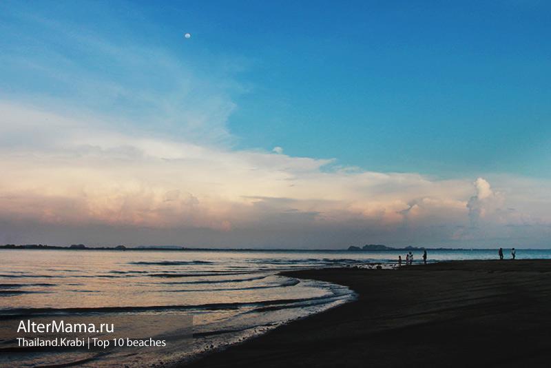 Пляж Shell Fossil Krabi