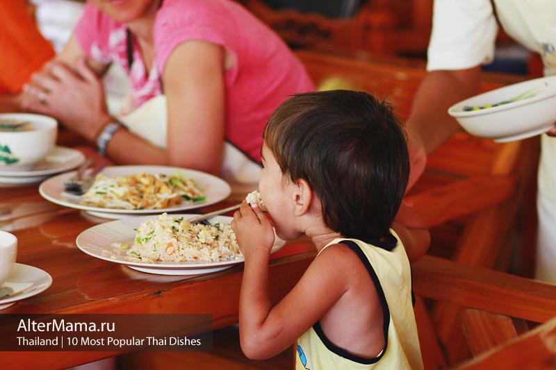 Что можно поесть в Таиланде