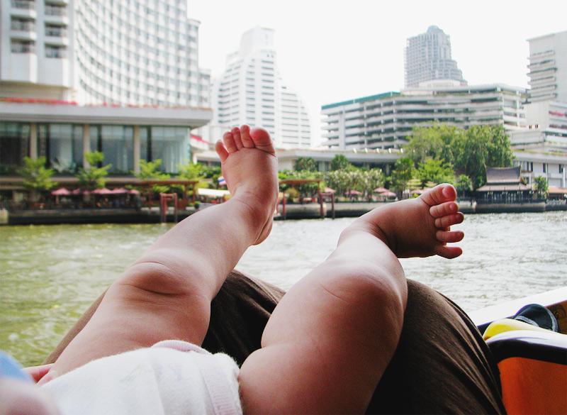 Едем в Бангкок с ребенком