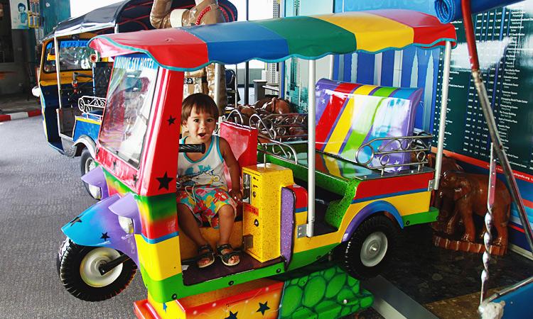 Обзор развлечения в Бангкоке для детей. В Бангкок что посмотреть с ребенком.