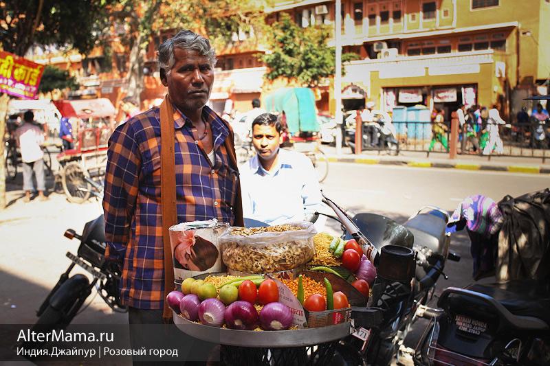 Пинк Сити Розовый город в Джайпуре