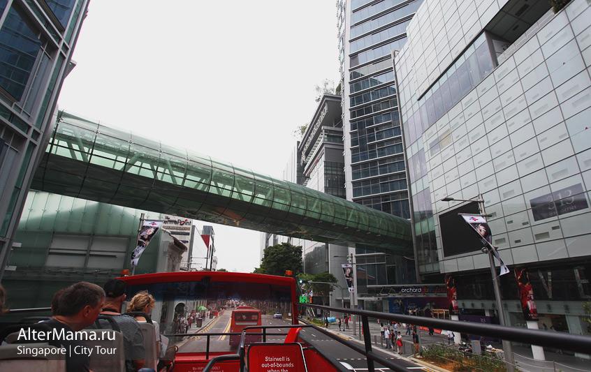 Обзорная экскурсия в Сингапуре для транзитных пассажиров