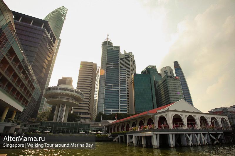 Куда сходить в Сингапуре - история Сингапура