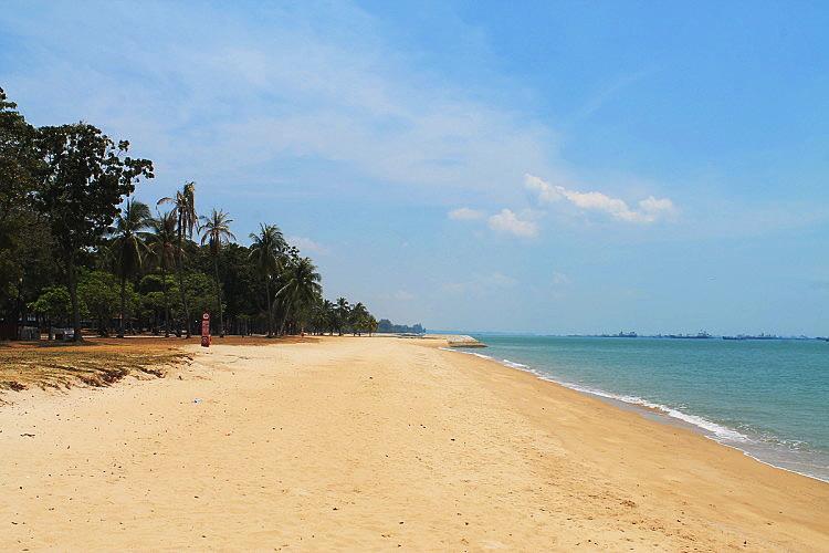 Популярные пляжи в Сингапуре из личного опыта