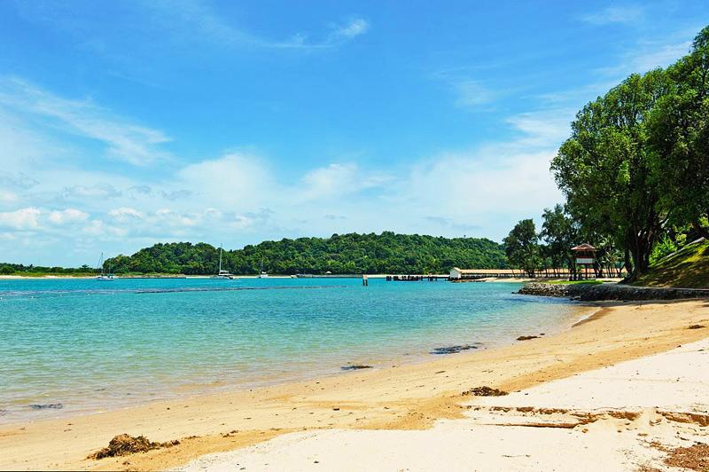 Лучшие пляжи Сингапура обзор