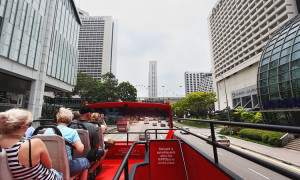 Обзорная бесплатная экскурсия по Сингапуру для транзитных пассажиров с пересадкой в аэропорту Чанги