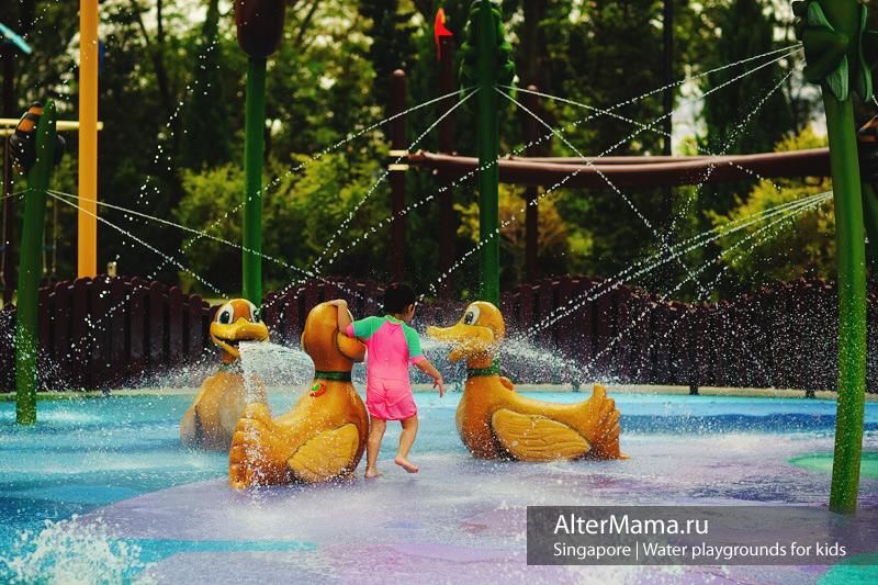 Сингапур с детьми отзывы и обзоры детских водных площадок в Сингапуре