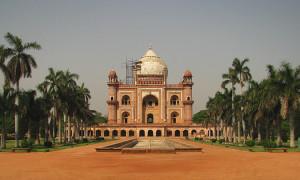 Мавзолей Хумаюна в Дели информация для посетителей