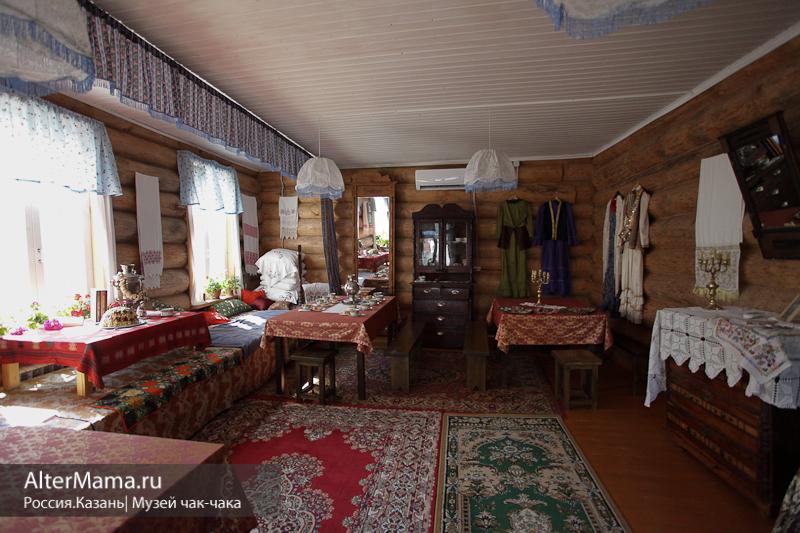 Музей чак-чака в Казани адрес и карта