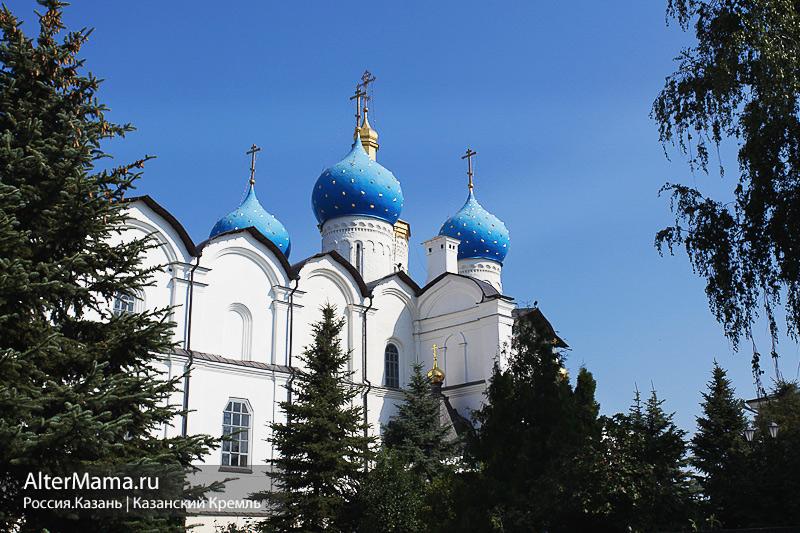 Казань достопримечательности летом