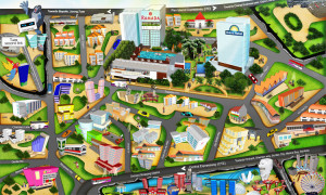 Лучшие отели Сингапура в каком районе выбрать