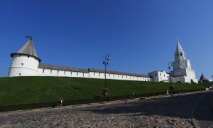 Казанский кремль отзыв с фото